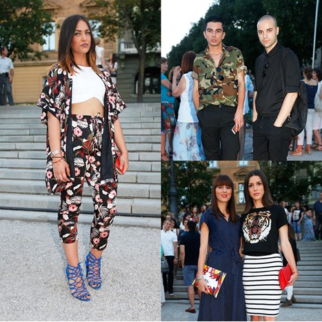 Street style završne večeri BIPA FASHION.HR Cruise Collectiona