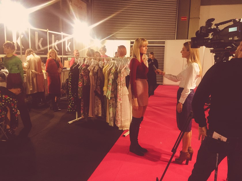 Backstage BIPA FASHION.HR